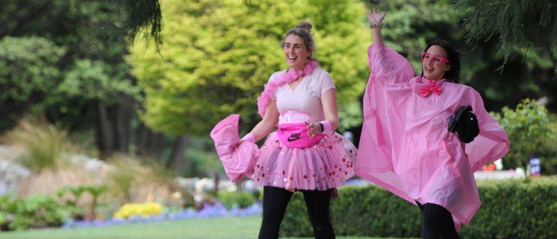 Pink Ribbon Breast Cancer Awareness Walk